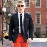 Photo of Nick Wooster
