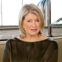 Photo of Martha Stewart